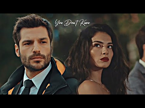 Adem & Yasemin | You Don't Know [Yeni Hayat]