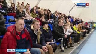 «Динамо-Синара» – «Астраханочка» 26:30