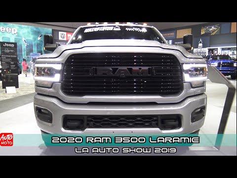 2020-ram-3500-laramie---exterior-and-interior---la-auto-show-2019