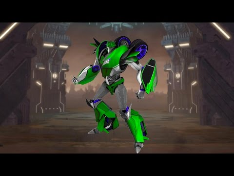 Transformers Prime Dark Energon Knock Out Deluxe