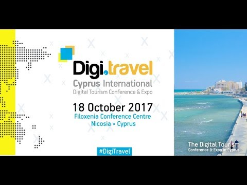 2nd Digi.travel Cyprus Conference 2017 - Slideshow