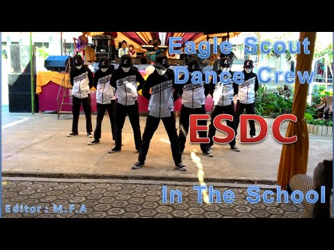 Eagle Scout Dance Crew In The School SMPN 2 Jatiwangi 2015