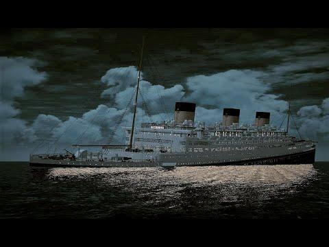 Sinking of the R.M.M.V Oceanic