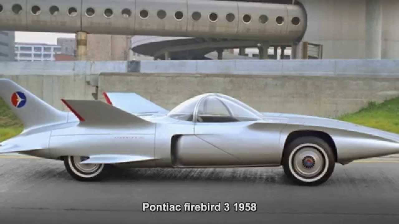 Firebird concept cars