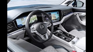 New Volkswagen Touareg Concept 2019 - 2020 Review, Photos, Exhibition, Exterior and Interior