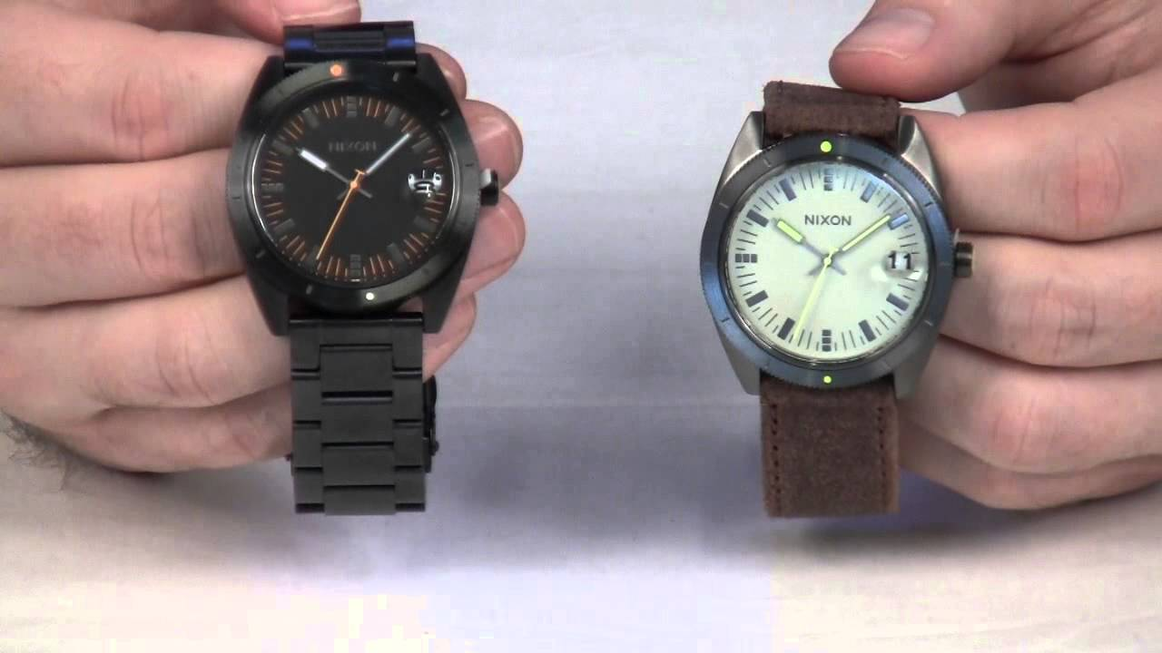 nixon rover ii watch review at surfboards com youtube