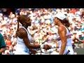 Serena Williams vs Jennifer Capriati 2001 Wimbledon Highlights