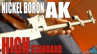 nickel boron aks   high standard firearms