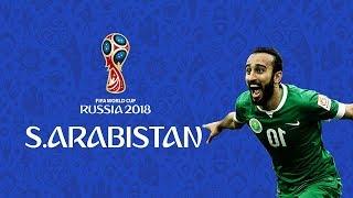2018 Dünya Kupası Yolunda Suudi Arabistan'ı tanıyalım #23