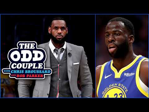 Does LeBron's Actions Off Court Factor into the GOAT Conversation? - Chris Broussard & Rob Parker