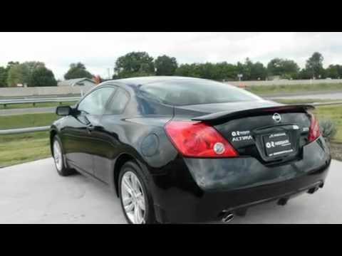 2011 Nissan Altima Coupe Dallas TX   YouTube