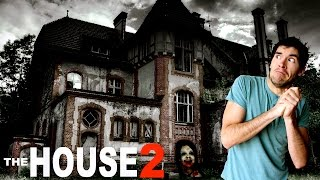 ME TROLLEARON DEL SUSTO D: | The House 2 - JuegaGerman