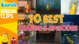 official best larva episodes - season 3 - top 10