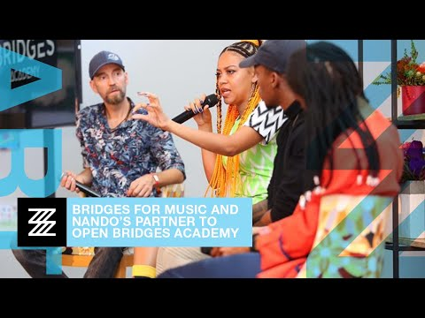 WATCH: Bridges For Music And Nando's Partner To Open The Bridges Academy