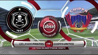 Absa Premiership 2019/20 | Pirates v Chippa | Highlights