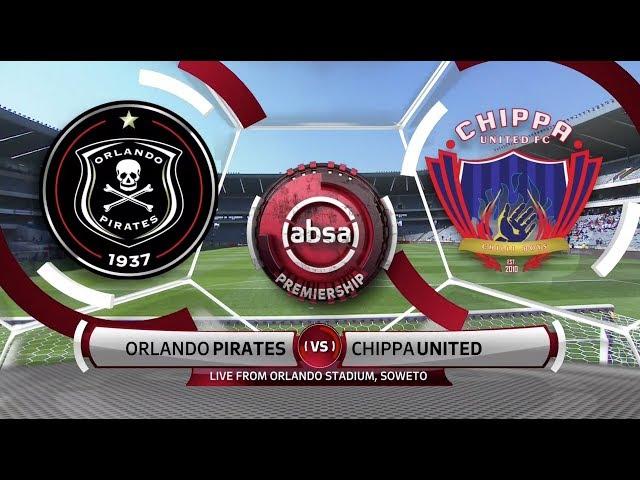 Absa Premiership 2019/20   Pirates v Chippa   Highlights