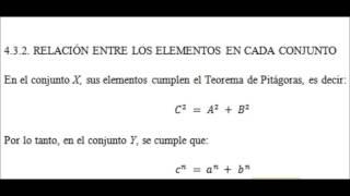demostración del último teorema de fermat