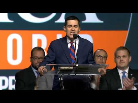 Dr. Russell Moore Responds To Question at SBC16