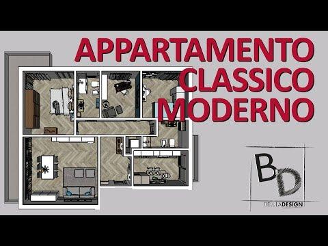 Idee d'Arredo: Appartamento Classico-Moderno | Belula Design