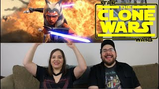 Star Wars: The Clone Wars 7x9 OLD FRIENDS NOT FORGOTTEN - Reaction / Review