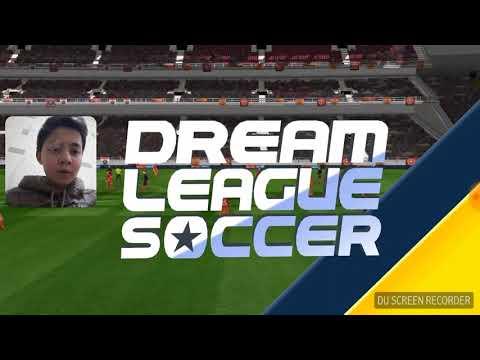 Dream league soccer 2018 Qarabağ vs Roma