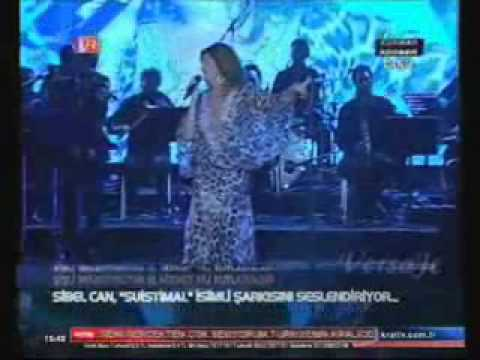 Sibel Can - Suistimal (Kral Tv Konseri)