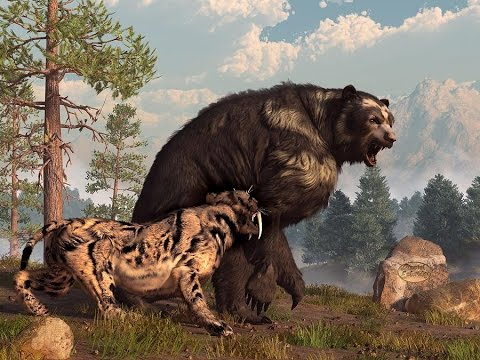 8 Facts about Saber-Toothed Tigers - Some Interesting Facts