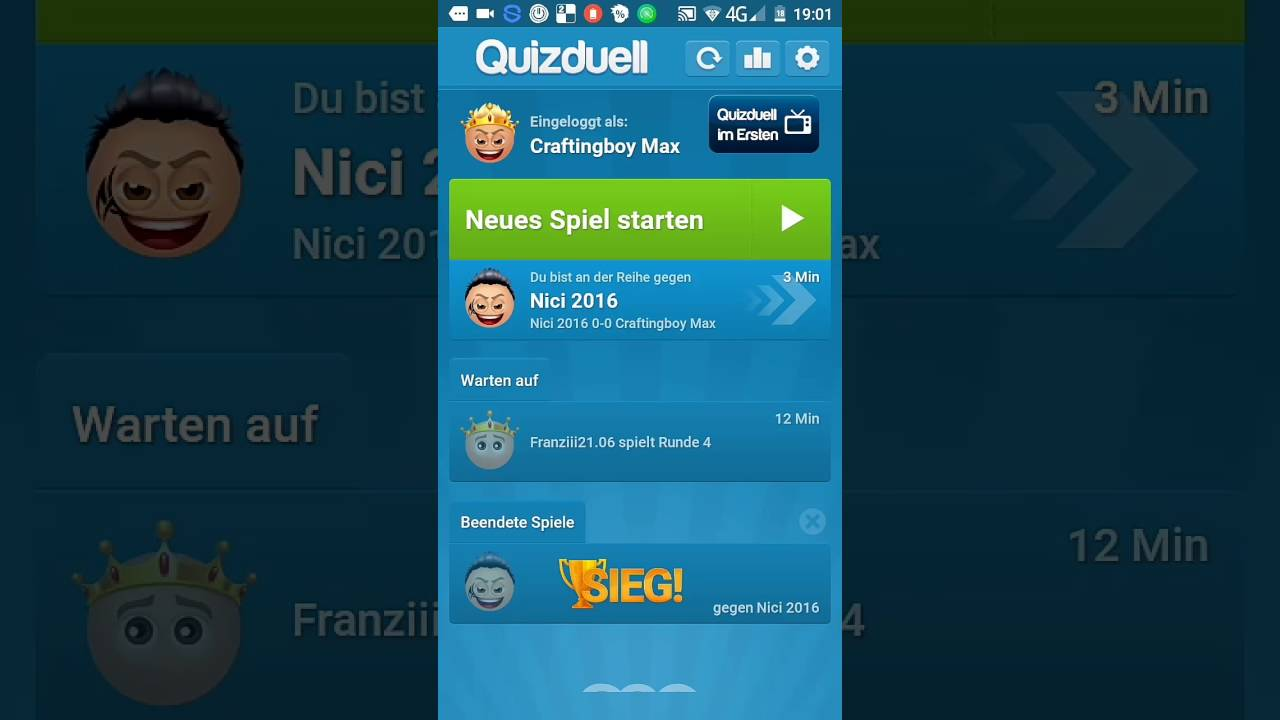 Quizduell Cheat