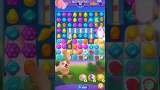 Candy Crush FRIENDS Saga level 401 no boosters