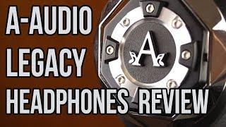 a audio legacy headphones review