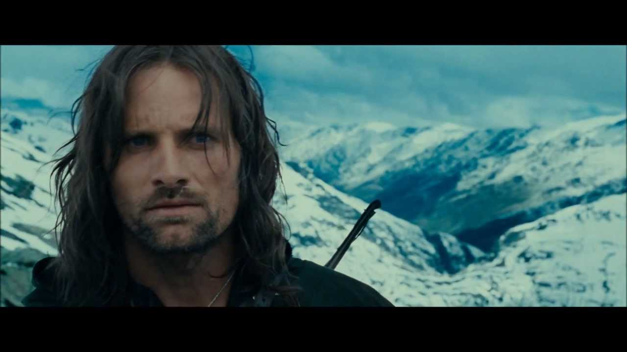 Image result for the lord of the rings aragorn caradhras