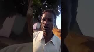 Funny man abuses bjp and modi