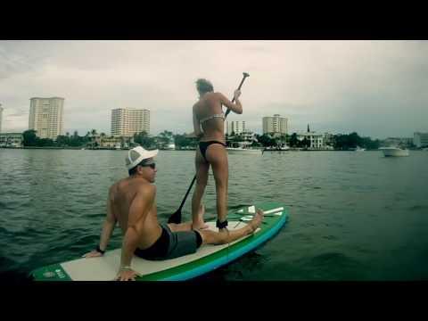 North 2 Boards, N2 Adventure Air fun, Inflatable Paddle Board, Boca Lake FL