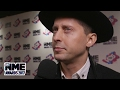 Carl Barat discusses The Libertines new album, tour and The Jackals at The VO5 NME Awards 2017