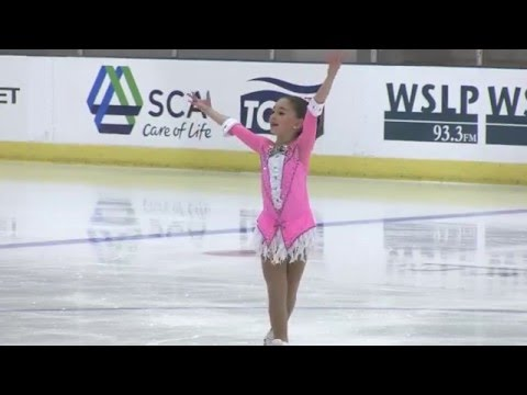 Sophia Tsintsadze 2016 North Atlantic Regionals