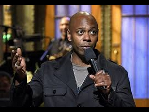 Dave Chappelle Stand-Up Monologue - The Comedian's Comedian
