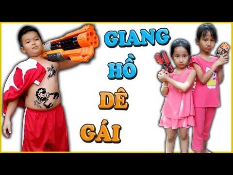 Tony | Phim Ngắn Giang Hồ Dê Gái - Gangster Battle