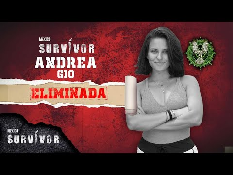 ¡Andrea no logró superar la última batalla y está eliminada de Survivor México! | Survivor México