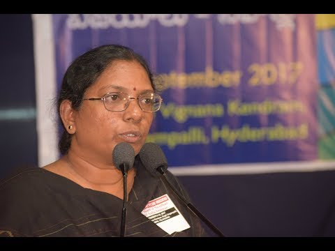 Women Liberation movements and class struggle: B. Anuradha