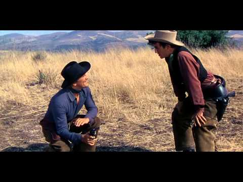 Kirk Douglas virtuoso of the revolver