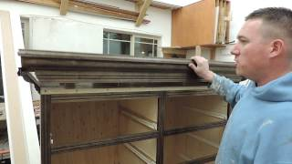 How To Install Crown Molding Hidden Storage On Furniture