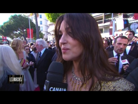 """Monica Bellucci """"Cannes représente la force culturelle de la France et du monde entier""""- Cannes 2017"""