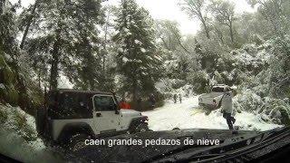 Popocatépetl Mucha Nieve