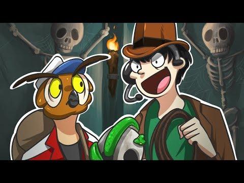 INDIANA JONES ADVENTURE! - Black Ops 3 Zombies Funny Moments