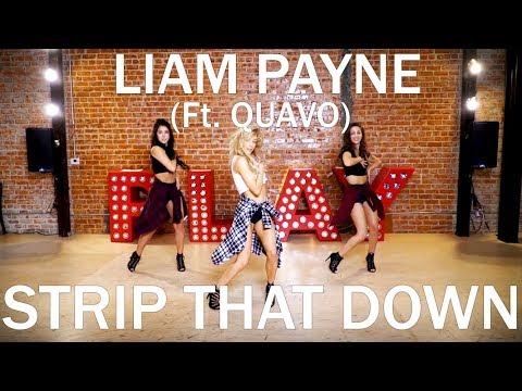 Liam Payne  Strip That Down ft Quavo Dance Tutorial  Mandy Jiroux