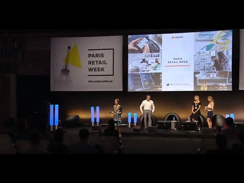 #ParisRetailWeek 2016 - Augmented Retail : Accelerated Supply