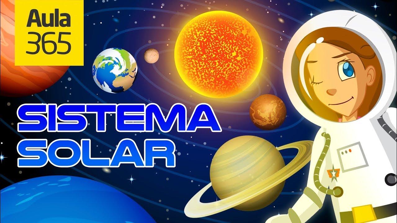 Cuáles Son Los Planetas Del Sistema Solar Videos Educativos Para Niños