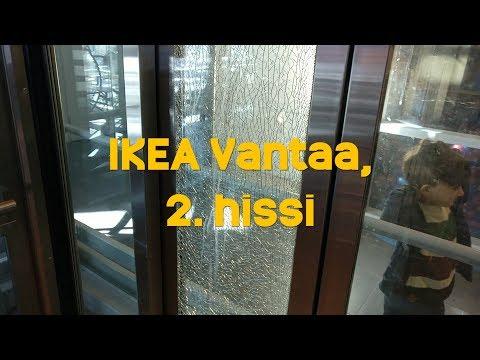 Hissivideo: IKEA Vantaa,