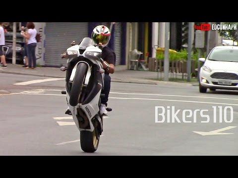 BIKERS #110 - BMW KTM Suzuki Honda Yamaha Kawasaki & More Superbikes!