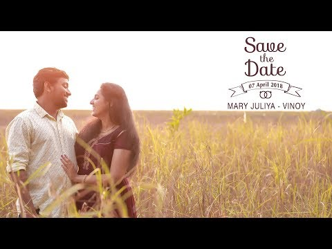 Best Save The Date  Mary Juliy + Vinoy